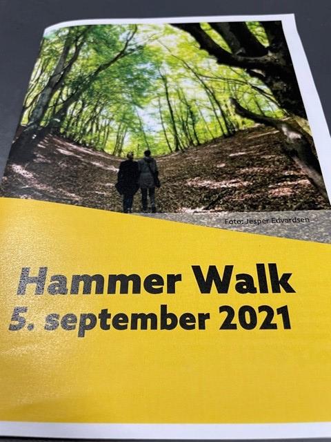 SKOVEN KALDER!!!!!! Hammer Walk